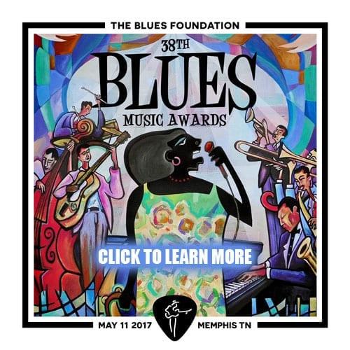 Blues Music Awards 2017