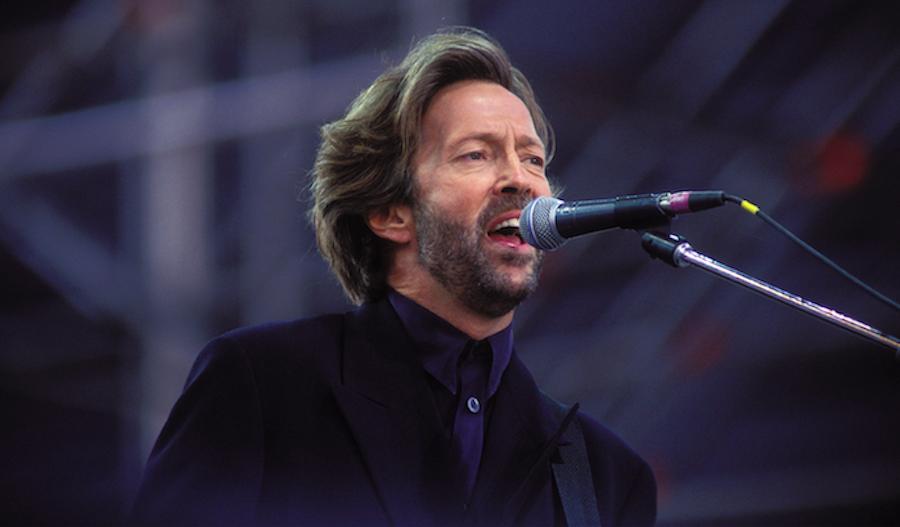 Eric Clapton Career Highlights